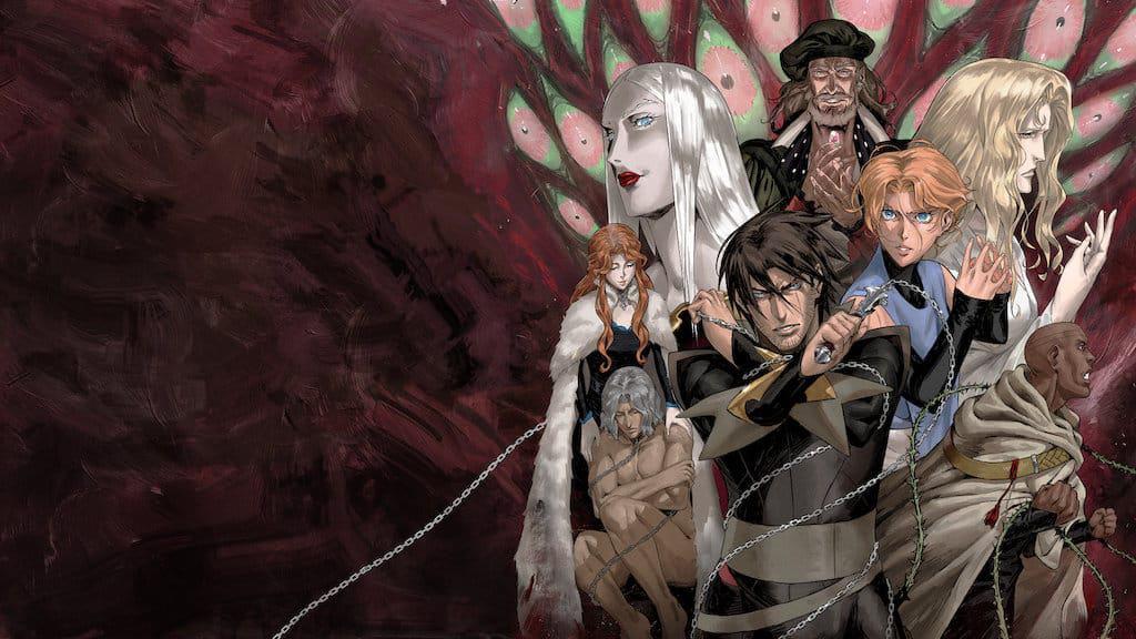 Castlevania Saison 4 : Date de sortie et dernières mises à jour ! 1