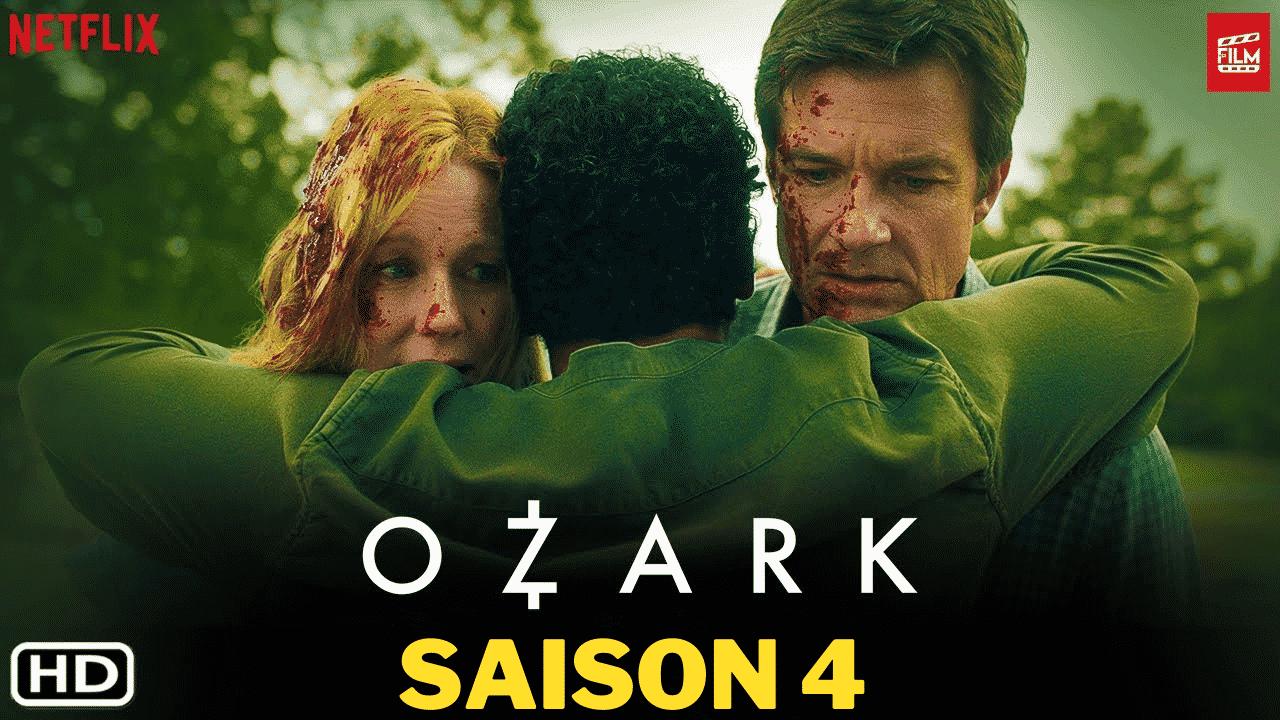 Les premières images de la saison 4 d'Ozark annoncent la saison finale. 44