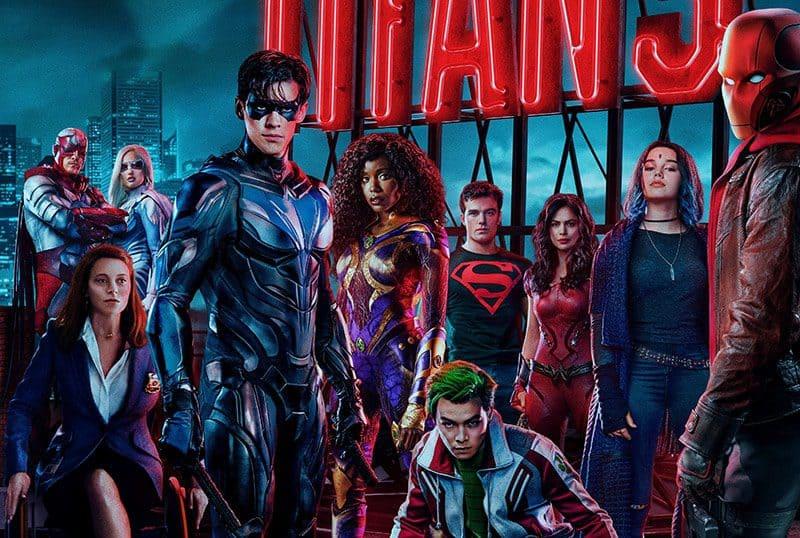 Bande-annonce de la saison 3 de Titans : Batman transmet ses responsabilités à l'équipe de Gotham 34