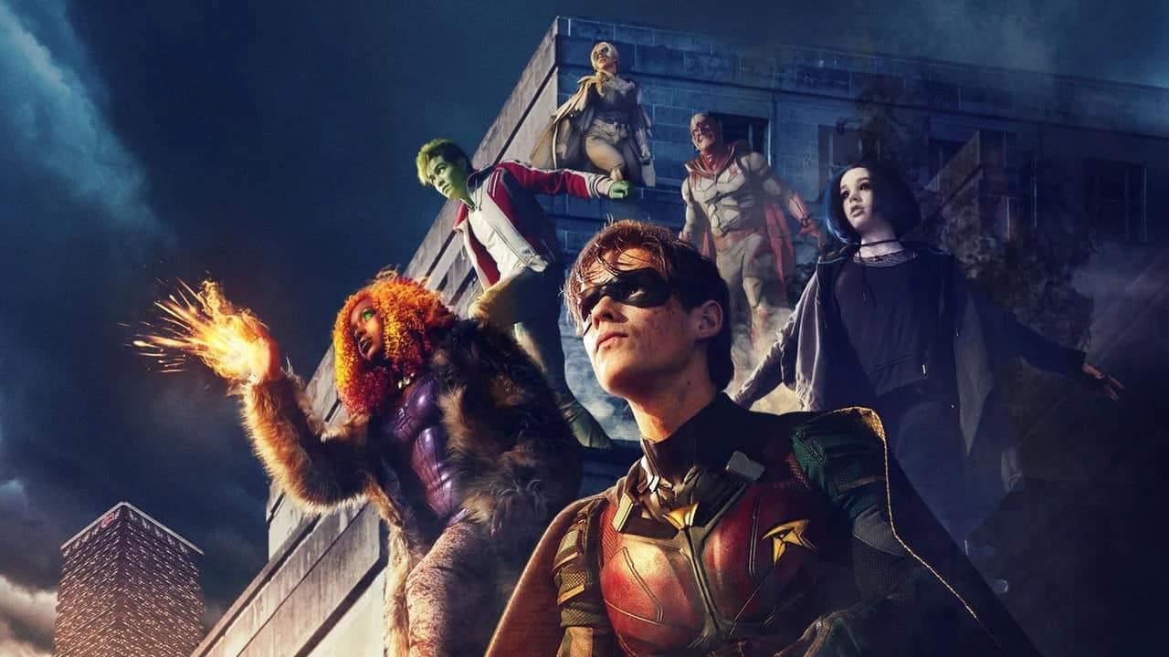 Bande annonce Titans Saison 3 36