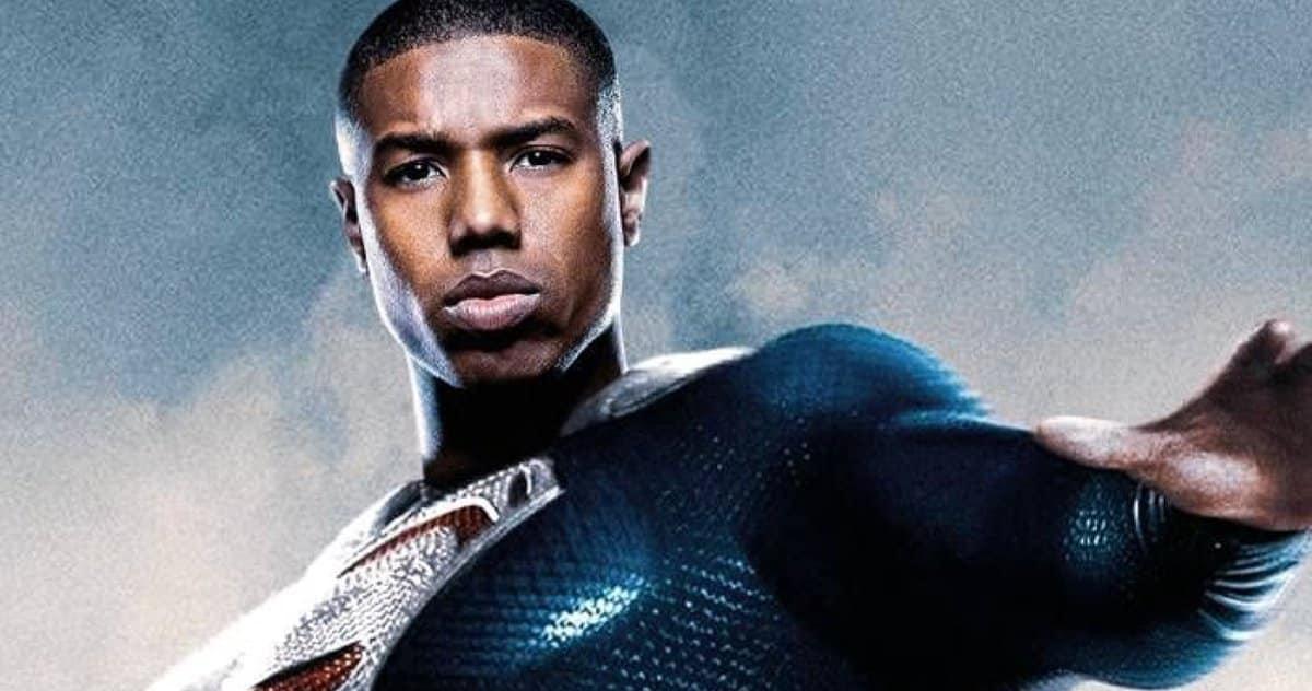 Michael B. Jordan prépare la série SUPERMAN 15