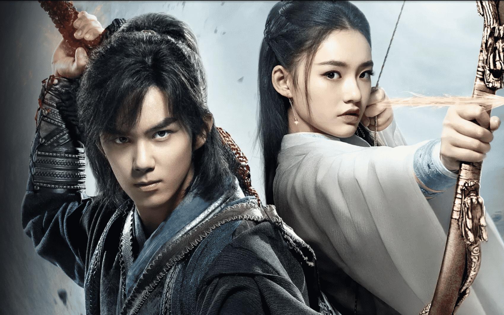 Une série Drama a voir Fights Break Sphere (Battle Through The Heavens) 44