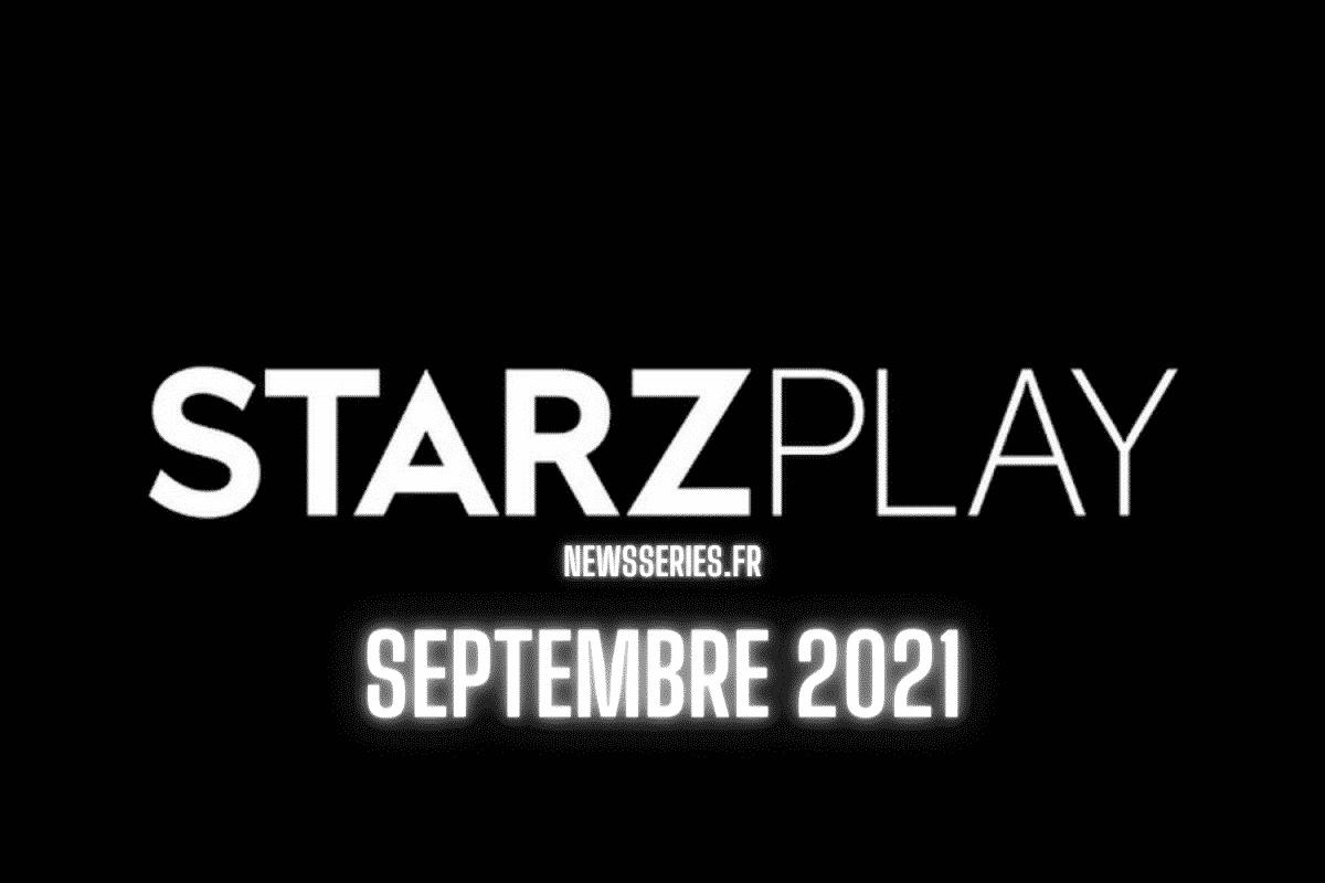 STARZPLAY : les nouveautés de septembre 2021 40