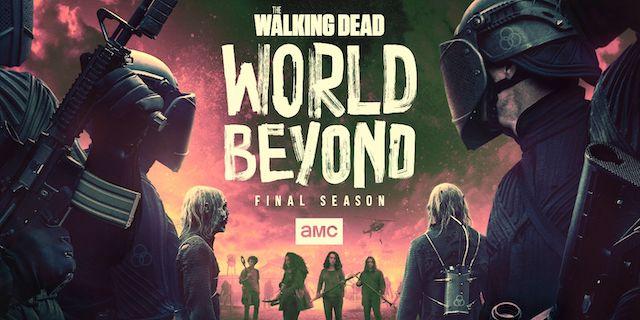 La saison 2 de The Walking Dead : World Beyond ajoute Wes Jetton 27