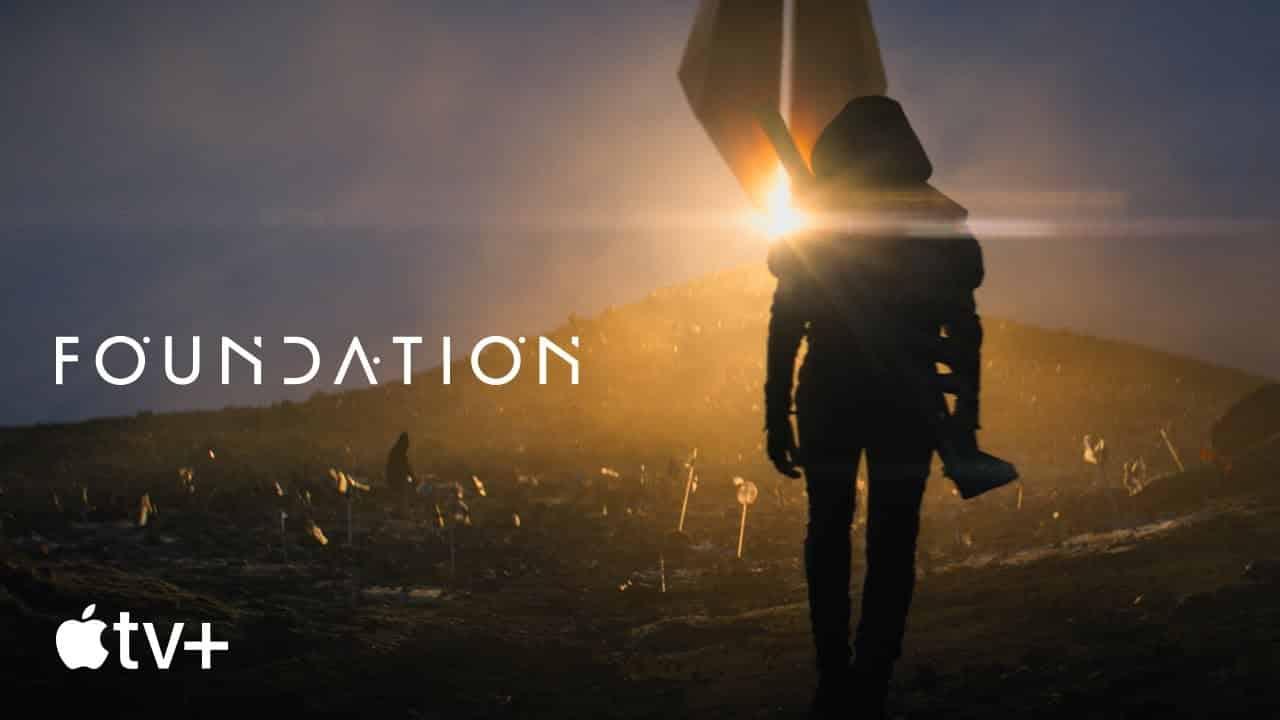 """Un premier aperçu des coulisses de la nouvelle série """"Foundation"""" sur Apple TV+ 5"""