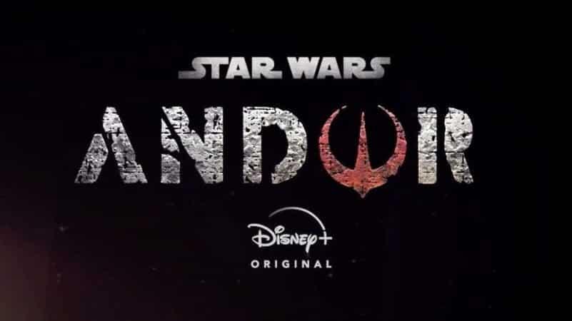 La série Rogue One Prequel de Disney + Andor a terminé sa production 43