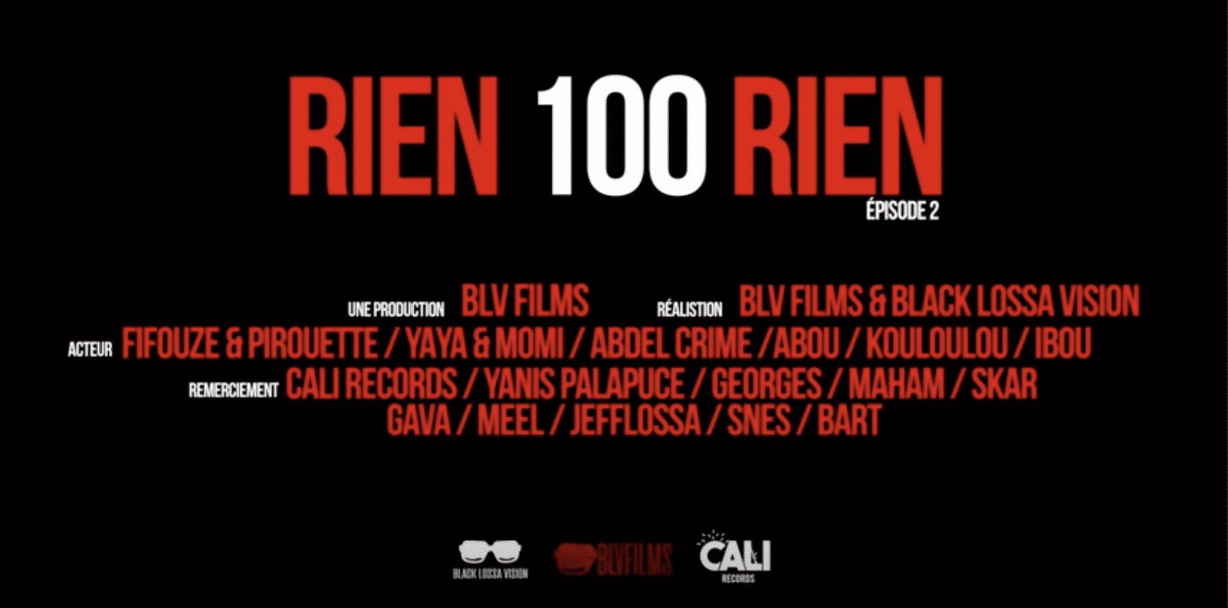 RIEN 100 RIEN - Episode 2 VF 72