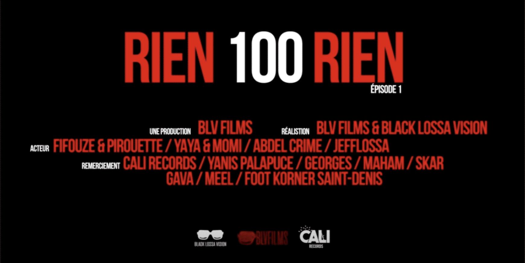 RIEN 100 RIEN - Episode 1 VF 73
